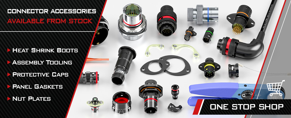 8STA Motorsport Connector Accessories