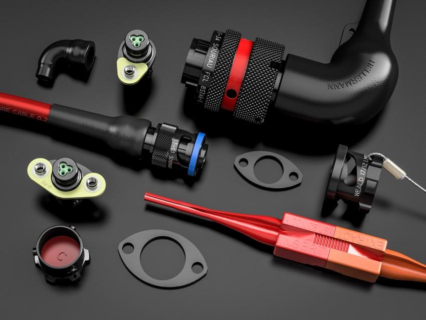 8STA motorsport / autosport connector accessories