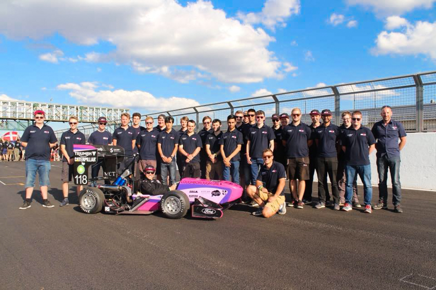 LuMotorsport Team